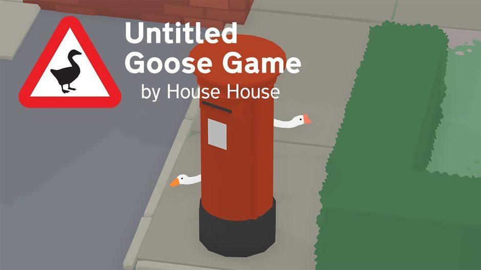 Untitled Goose Game anuncia modo cooperativo y su llegada a Steam