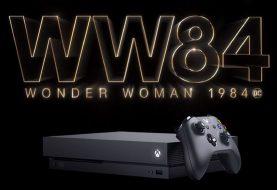 Participa en el sorteo de la Xbox One X inspirada en Wonder Woman 1984