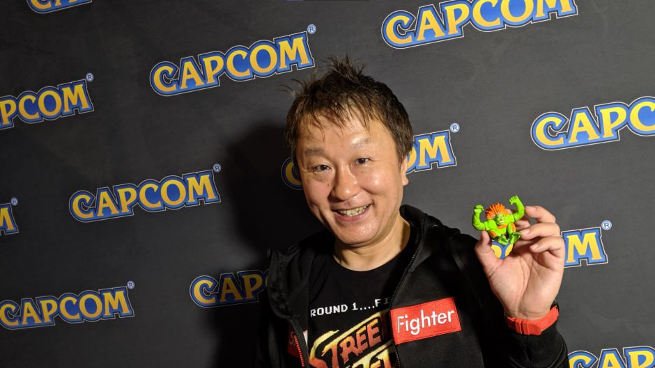 Yoshinori Ono abandona Capcom y Street Fighter después de casi 30 años