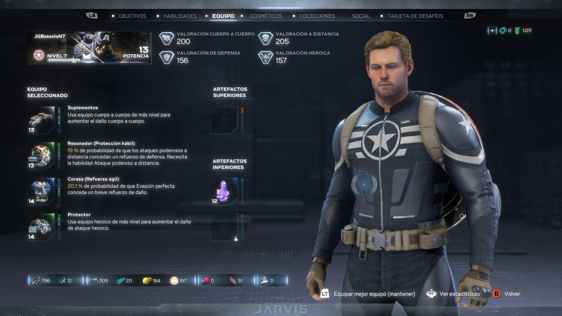 Análisis Marvel's Avengers