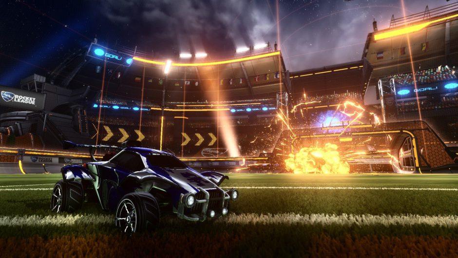 Los desarrolladores de Rocket League detallan porqué los 120fps llegan a Xbox Series y no a PS5