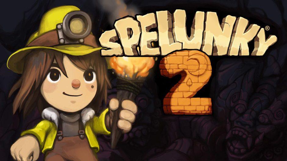 Ya sabemos cuando llegará Spelunky 2 a PC