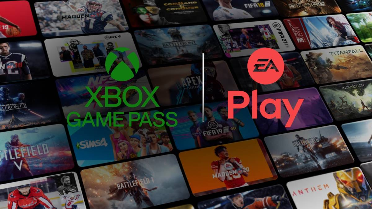 Xbox Game Pass Ultimate feat EA Play