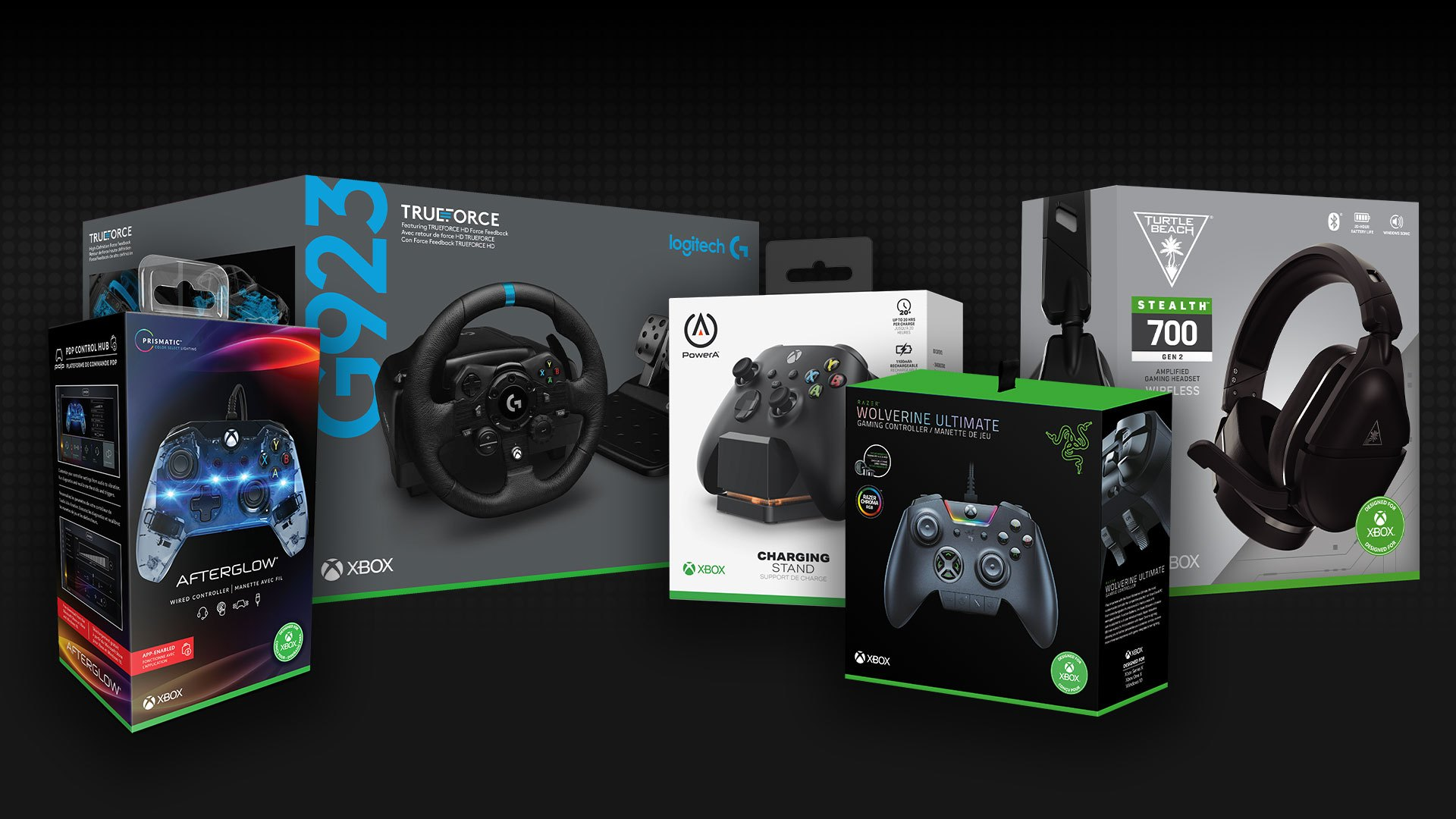Diseñado para Xbox