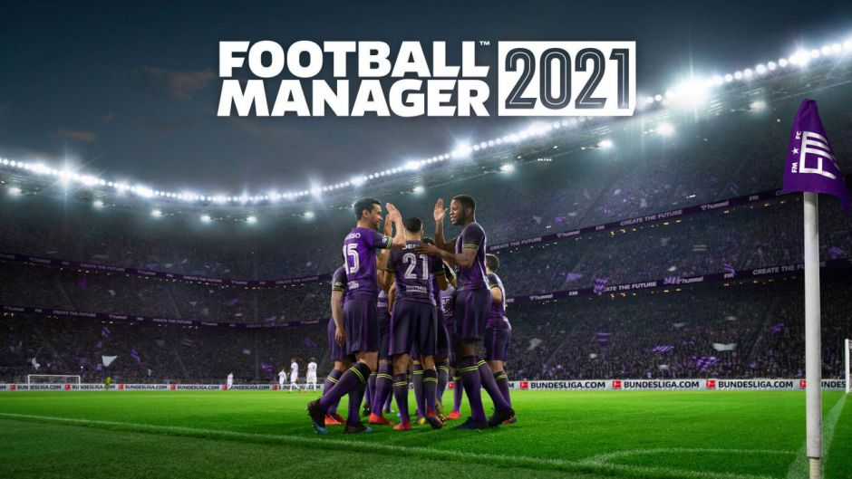 Football Manager 2021 ya disponible en Xbox
