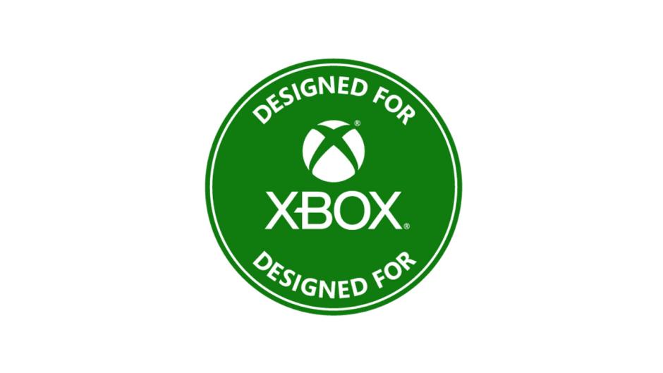 """Nuevo logo y enfoque de """"Diseñado para Xbox"""""""