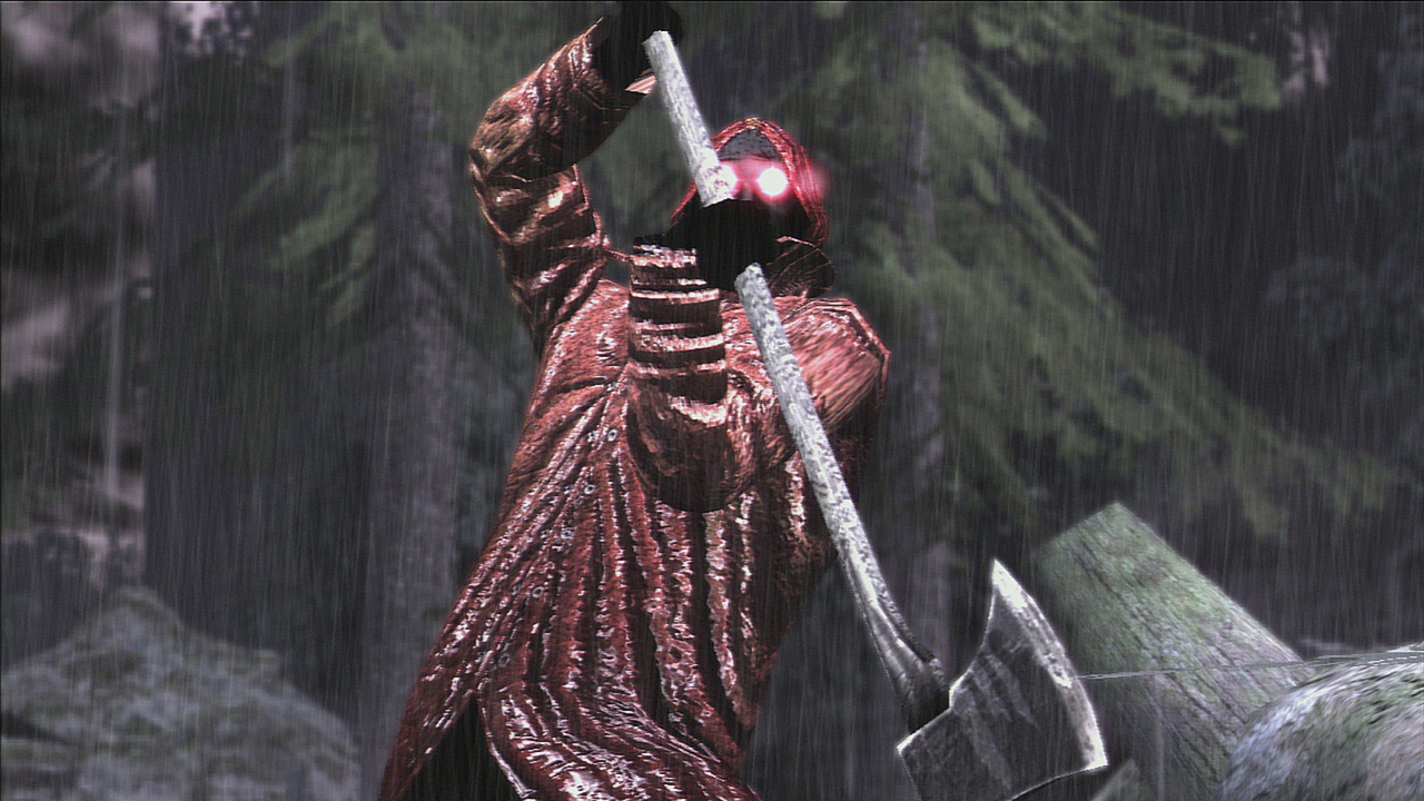 Deadly Premonition - Gameplay