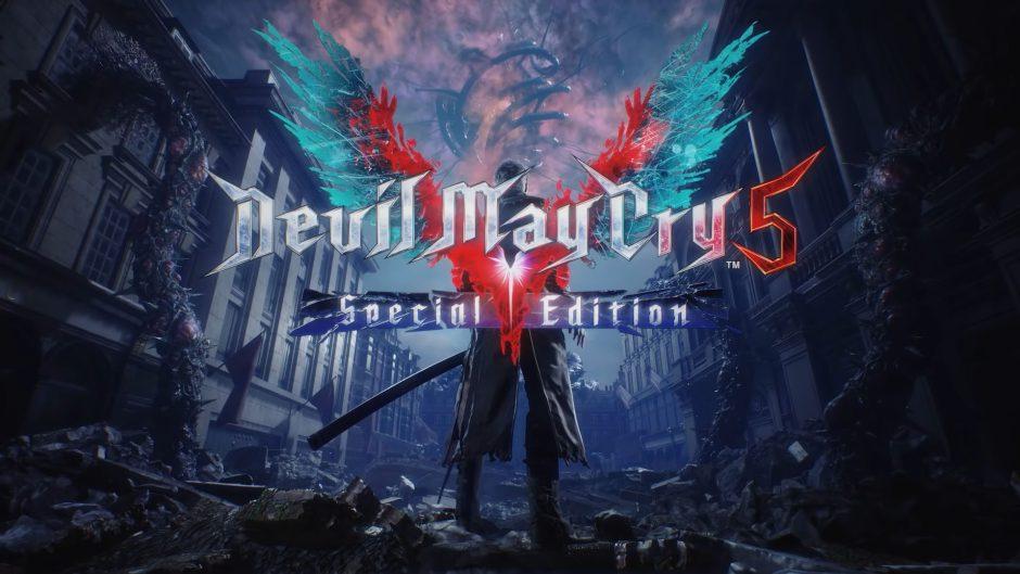 Capcom presenta el tráiler de lanzamiento de Devil May Cry 5 Special Edition