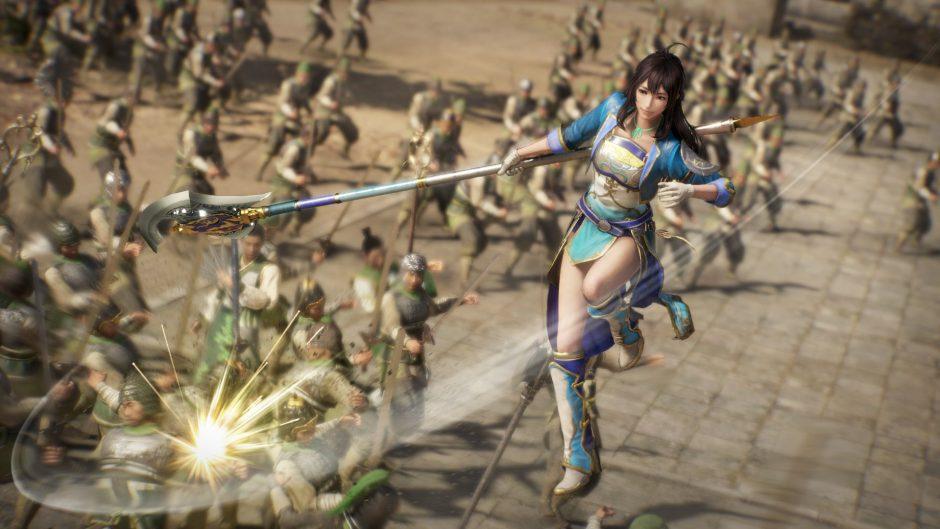 Dynasty Warriors 9: Empire llegará a Xbox One, Xbox Series X|S y PC