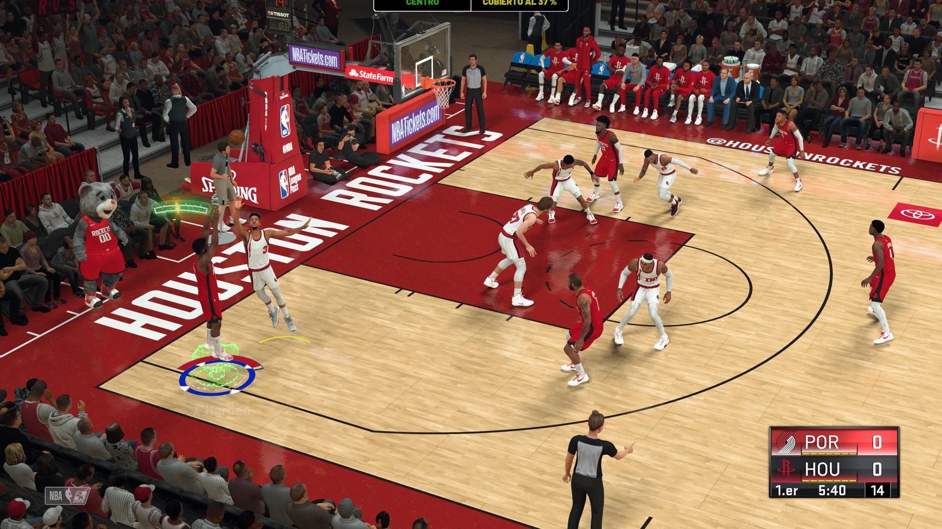 Análisis NBA 2K21