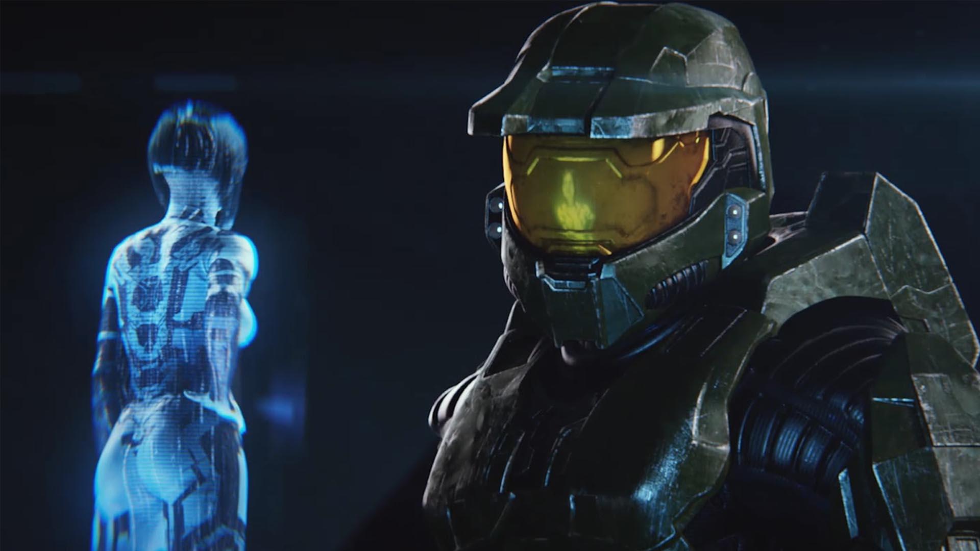 El crossplay de Halo The Master Chief Collection esta progresando según lo previsto
