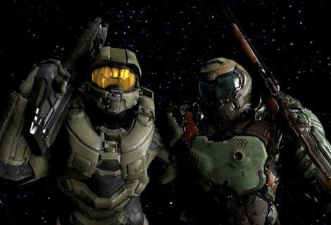 Halo 5 Guardians recibe un nuevo mapa inspirado en Doom