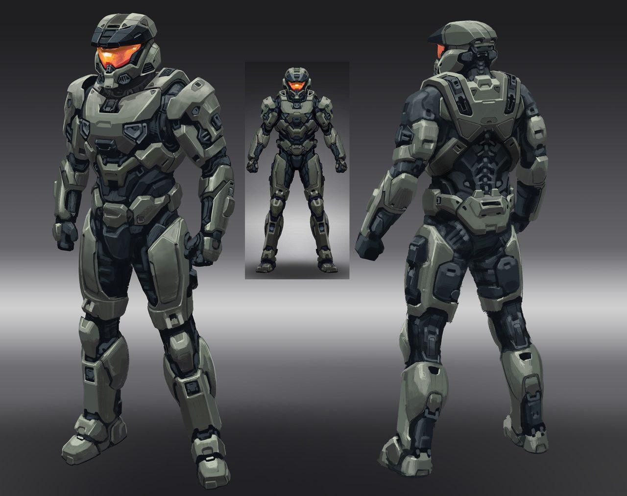 Desvelado un nuevo enemigo de Halo Infinite y el diseño de la Mark VII - 343 Industries ha revelado nueva información sobre elementos que veremos en Halo Infinite, como un nuevo enemigo Élite y un nuevo modelo de armadura.
