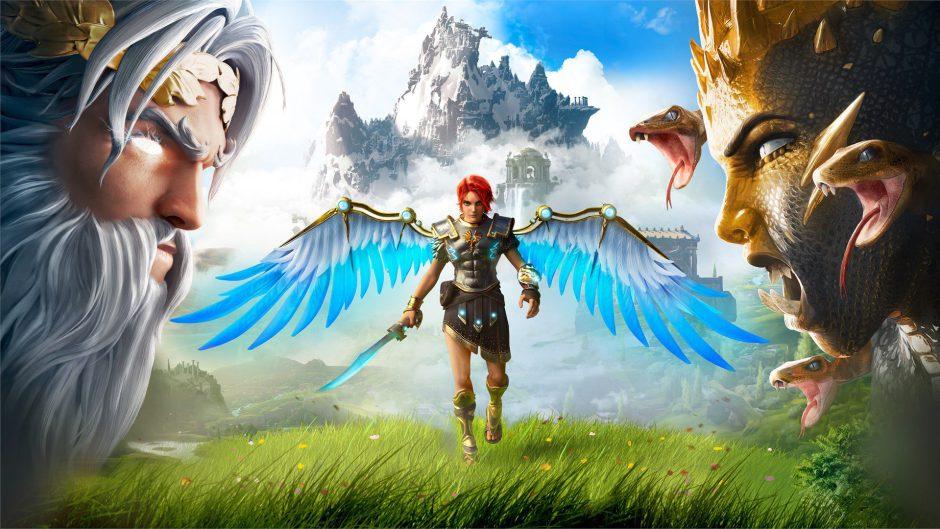 Ubisoft presenta nuevo gameplay de Immortals: Fenyx Rising