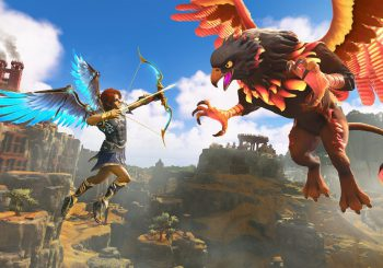 Así luce Immortals: Fenyx Rising en ambas Xbox Series