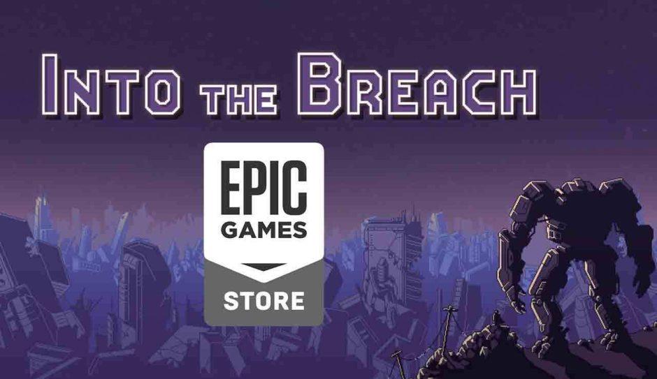 Into the Breach gratis en la Epic Games Store