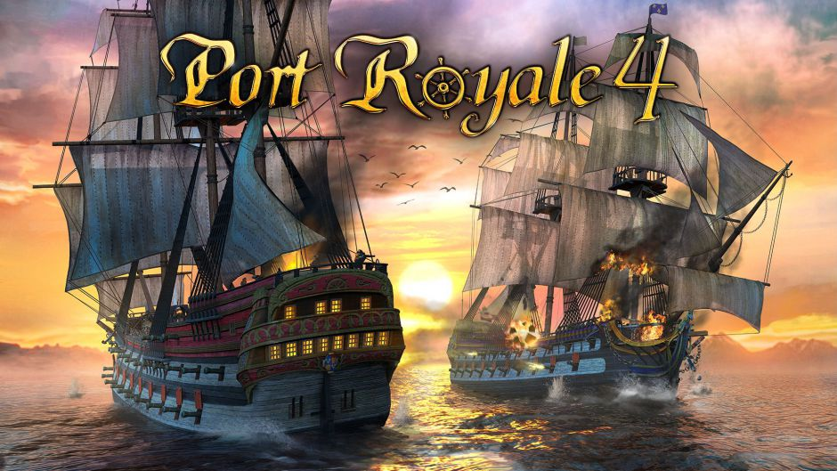 Port Royale 4 se actualiza a lo grande
