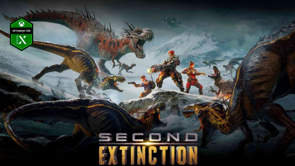 Second Extinction ya está disponible en Xbox Game Pass