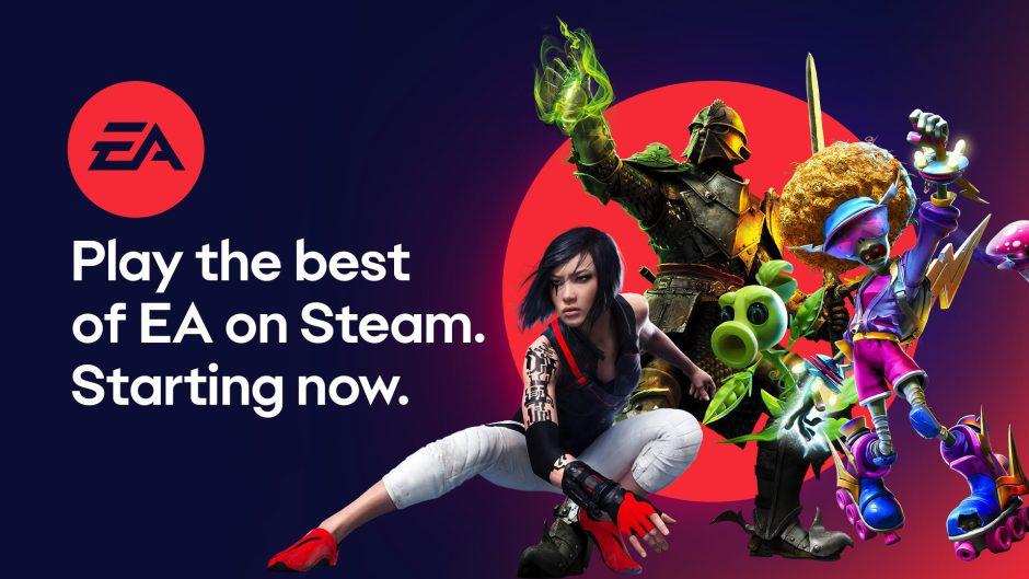 Ya disponible EA Play y EA Play Pro en Steam