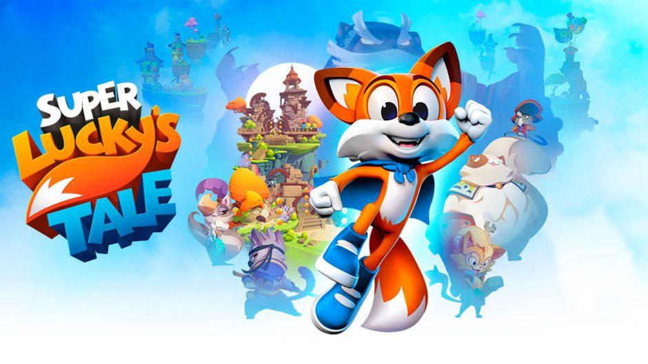 Playful libera dos DLC gratuitos para Super Lucky's Tale en Xbox