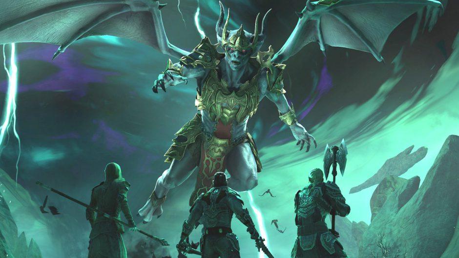 The Elder Scrolls Online recibe mejoras gráficas next gen