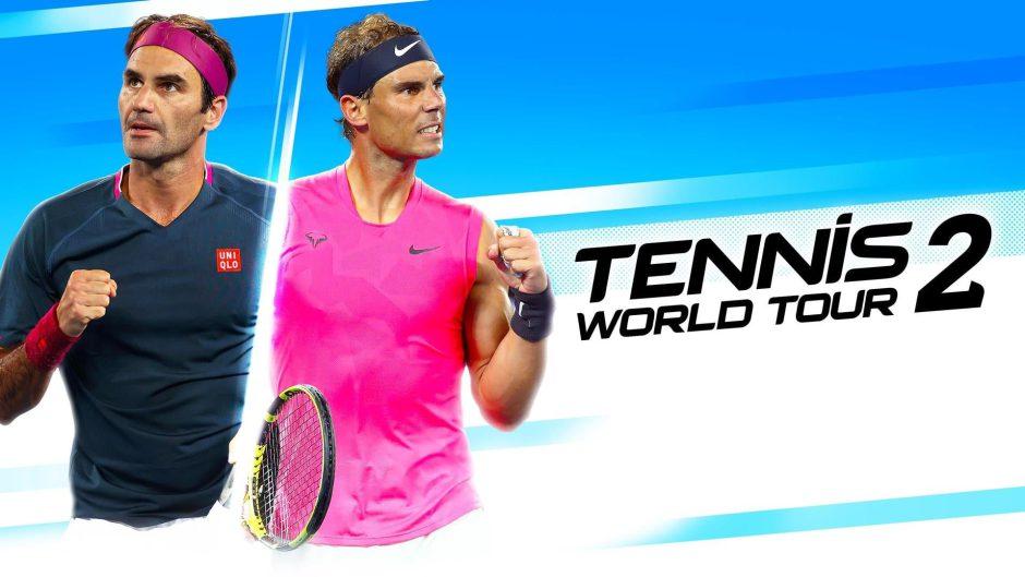 Tennis World Tour 2 llegará a Xbox Series X/S en marzo de 2021