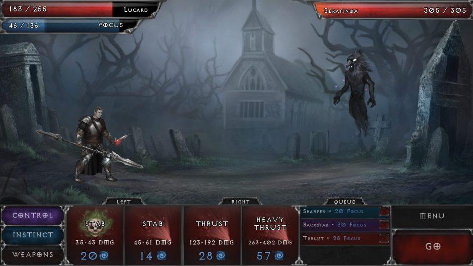 Vampire's Fall: Origins llegará a Xbox One el 17 de septiembre