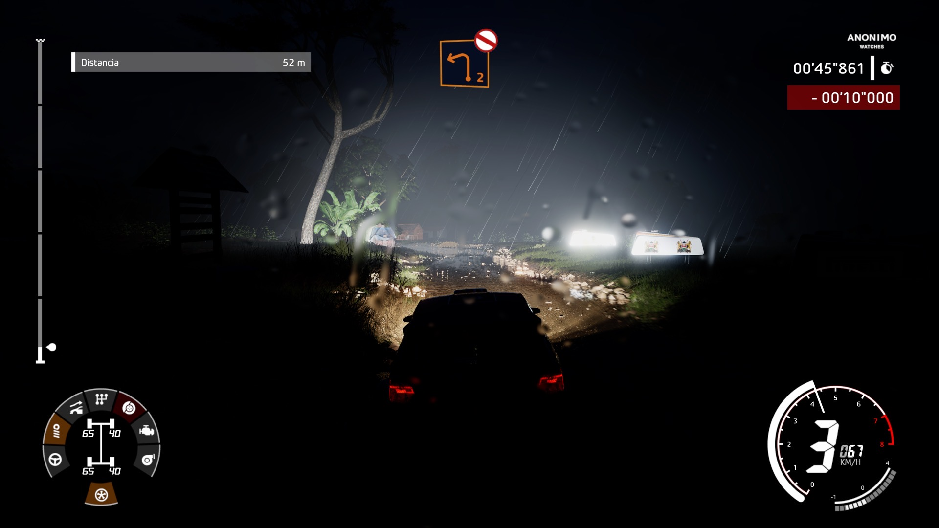 Análisis de WRC 9