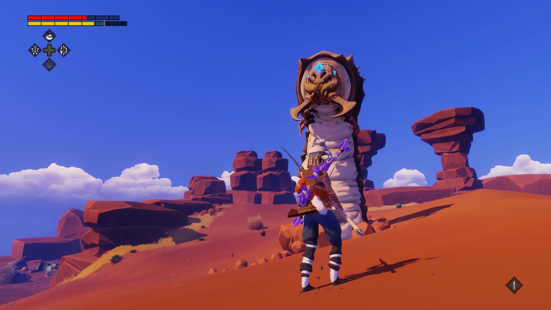 Windbound se expande con nuevo contenido y un modo foto