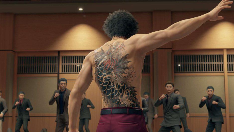 Yakuza: Like a Dragon tendrá 3 modos gráficos distintos