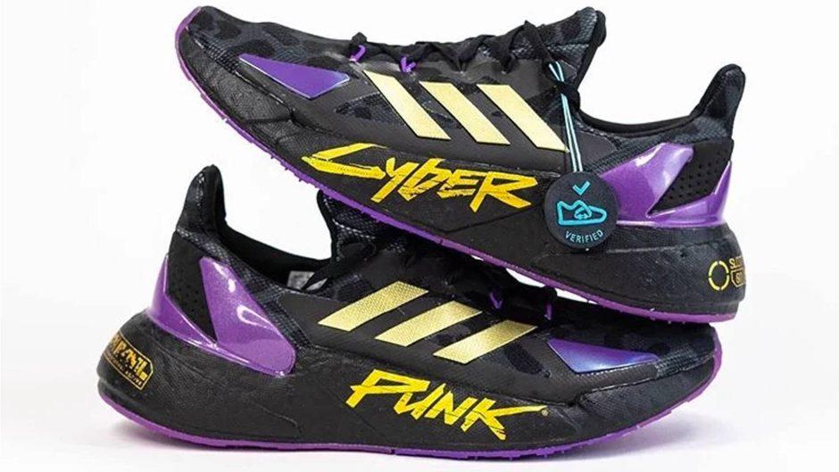 Adidas lanzará una línea de zapatillas inspiradas en Cyberpunk 2077