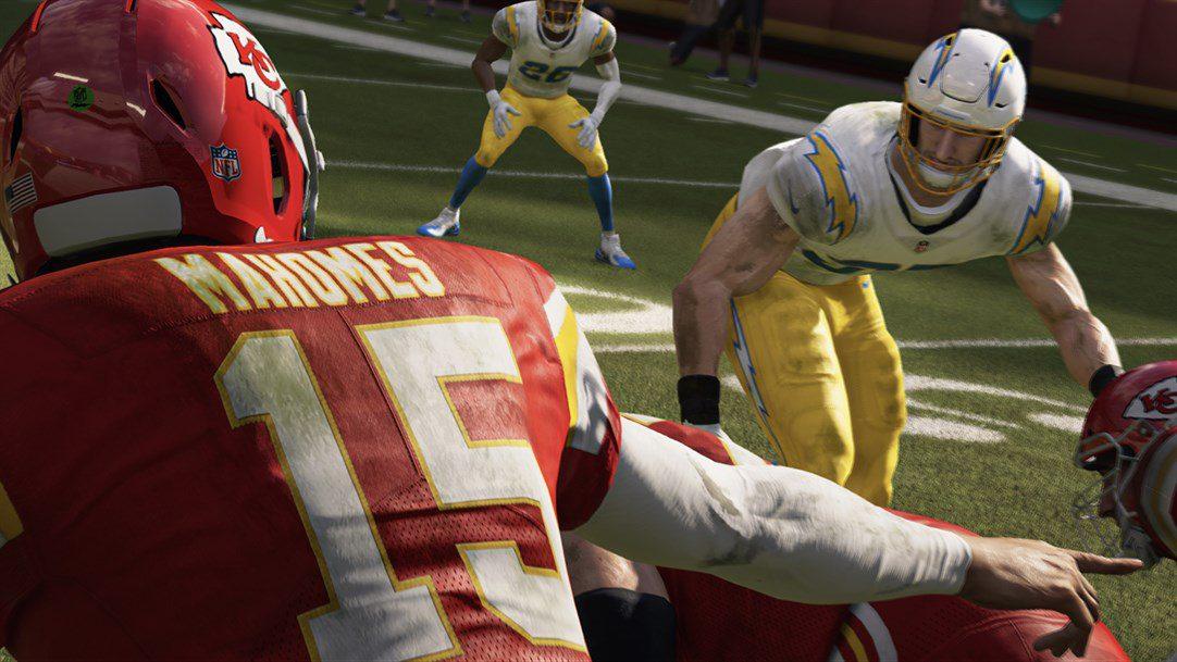 Análisis de Madden NFL 21