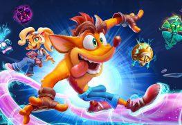 Crash Bandicoot 4: It's About Time presenta su multijugador de manera oficial