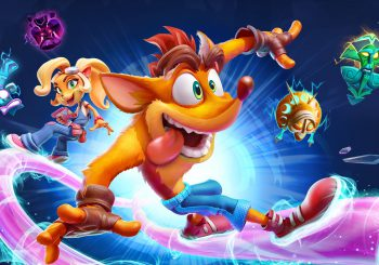 Crash Bandicoot 4: It's About Time presenta su multijugador de manera oficial