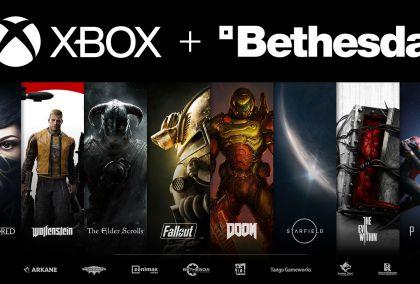 1 año de Xbox + Bethesda: Primer aniversario de una unión histórica