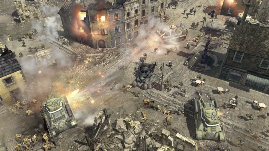 Company of Heroes 2, ya disponible en Xbox Game Pass PC