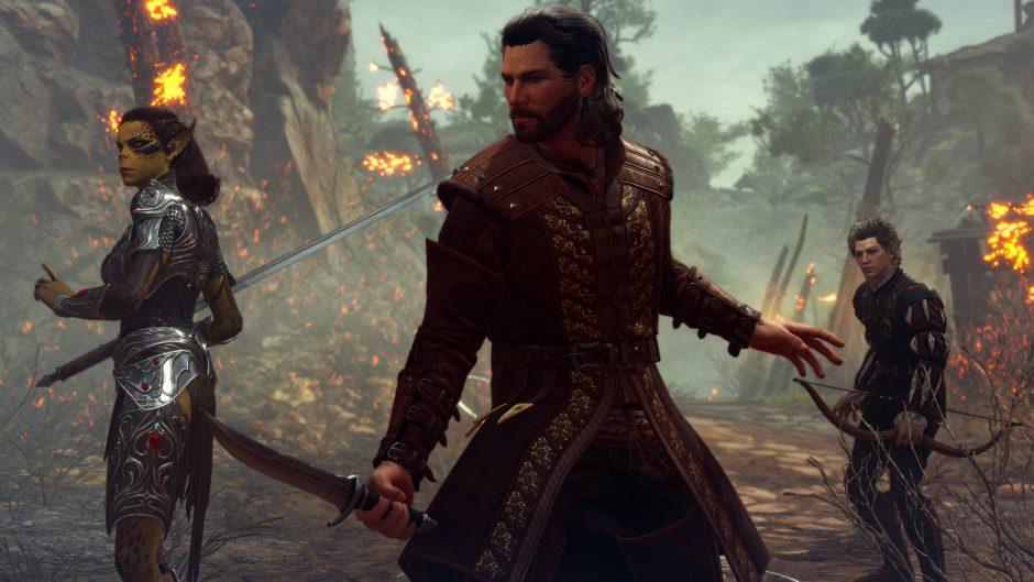 Baldur's Gate 3 profundizará en las relaciones de los personajes dentro del juego