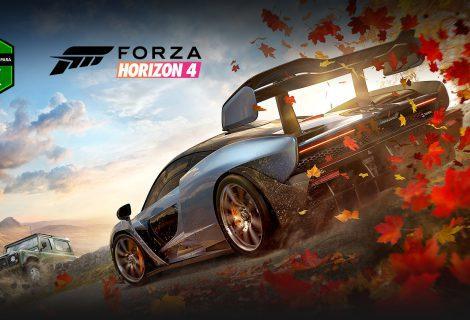No actualices Forza Horizon 4, el último parche inutiliza el juego en Xbox Series X/S