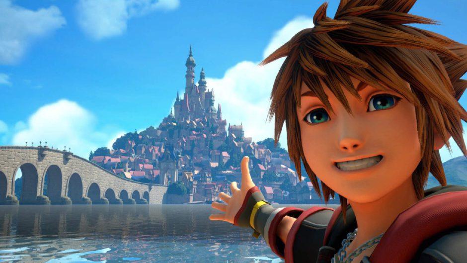 La saga Kingdom Hearts ya se puede descargar a través de Epic Games Store