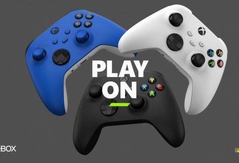 Reserva ya los tres nuevos mandos para Xbox Series X y S