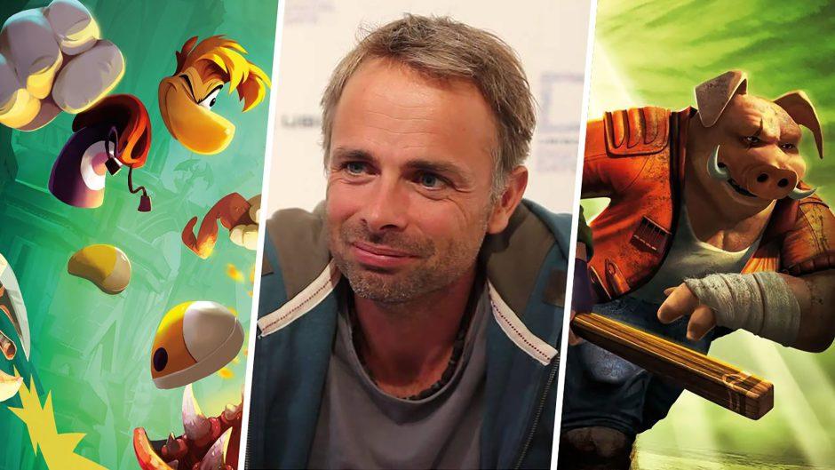 Michel Ancel el creador de Rayman anuncia su retiro de la industria de los videojuegos