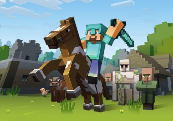 La próxima gran actualización de Minecraft, Caves & Cliffs, se dividirá en dos partes