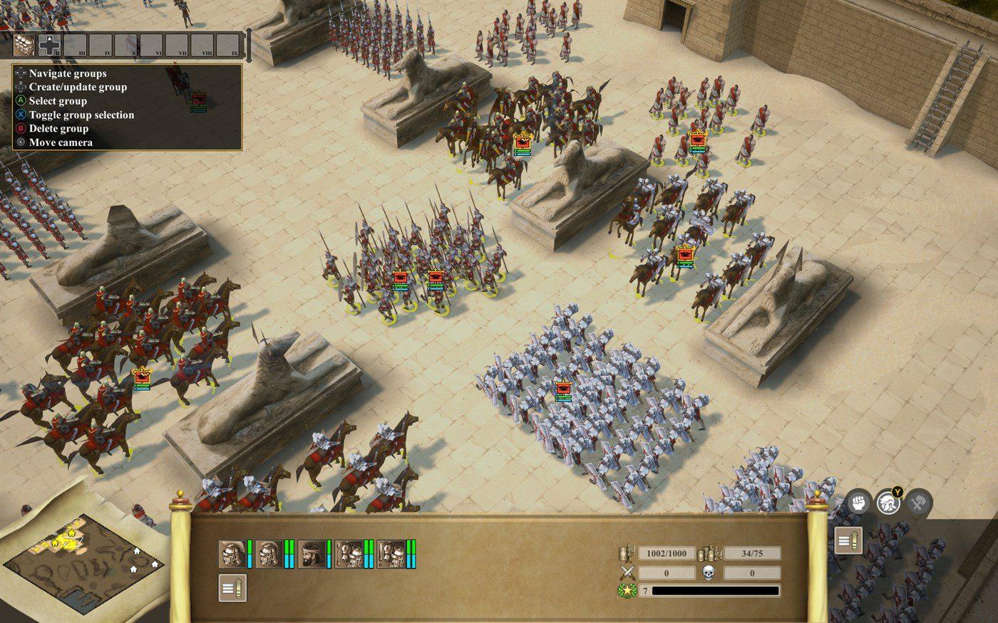 praetorians hd - generacion xbox