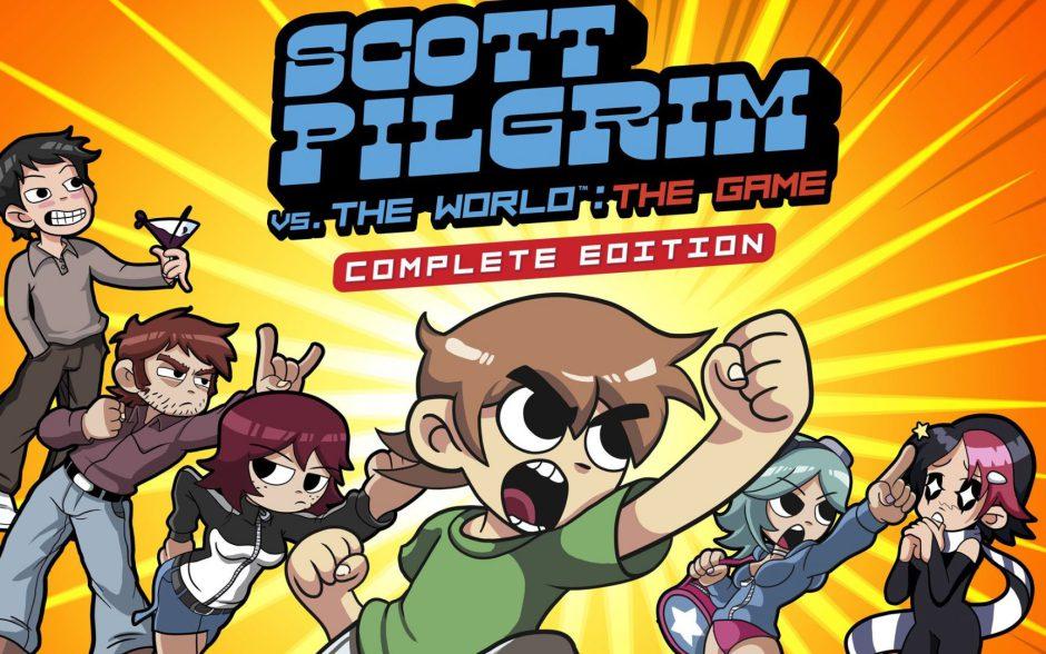 Scott Pilgrim vs. The World: The Game Complete Edition llegará a Xbox One el 14 de enero