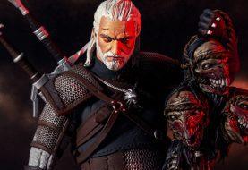 Llega la figura de 12 pulgadas de Geralt basada en The Witcher 3