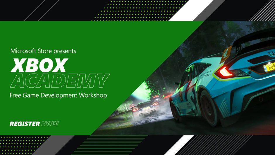Xbox Academy impartirá un taller de desarrollo gratuito junto a Playground Games