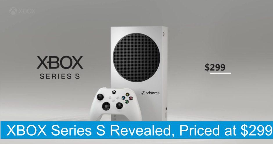 La filtración de Xbox Series S no ha sido intencionada