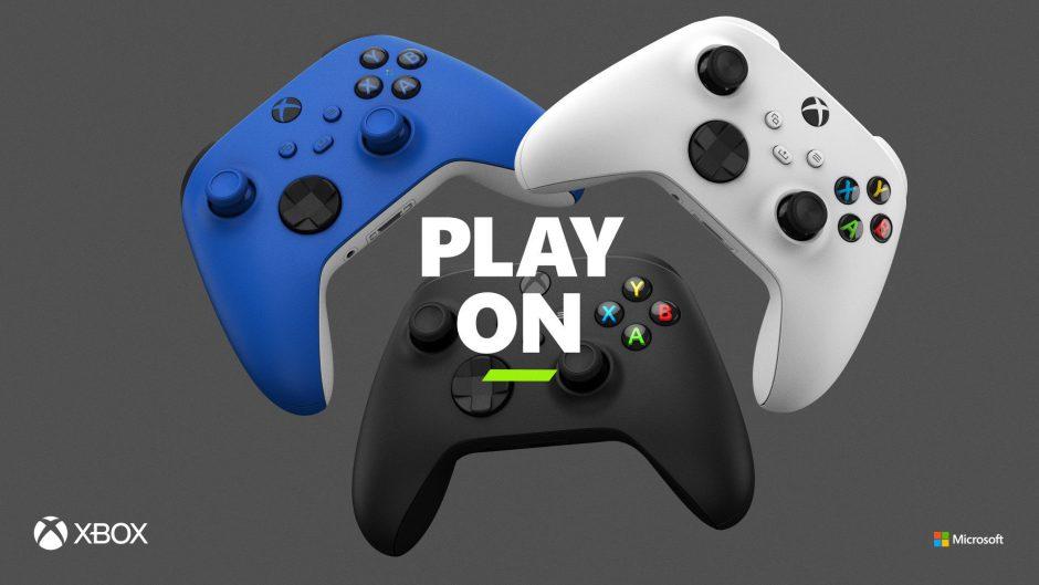 Los dispositivos de Apple añadirán soporte oficial para los mandos de Xbox Series en un futuro