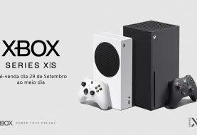 Comienza la preventa de la Xbox Series X y S en Brasil