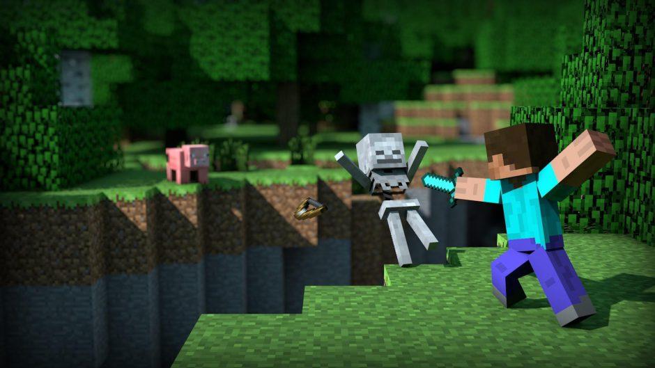 Minecraft supera los 131 millones de jugadores al mes